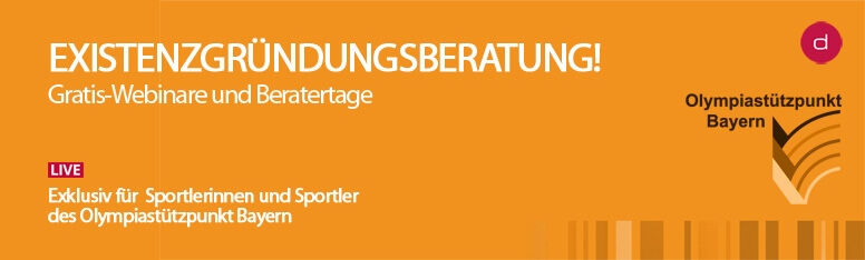 Kooperation mit Olympiastützpunkt Bayern